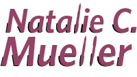 Natalie C Mueller — Freelance Copywriter -
