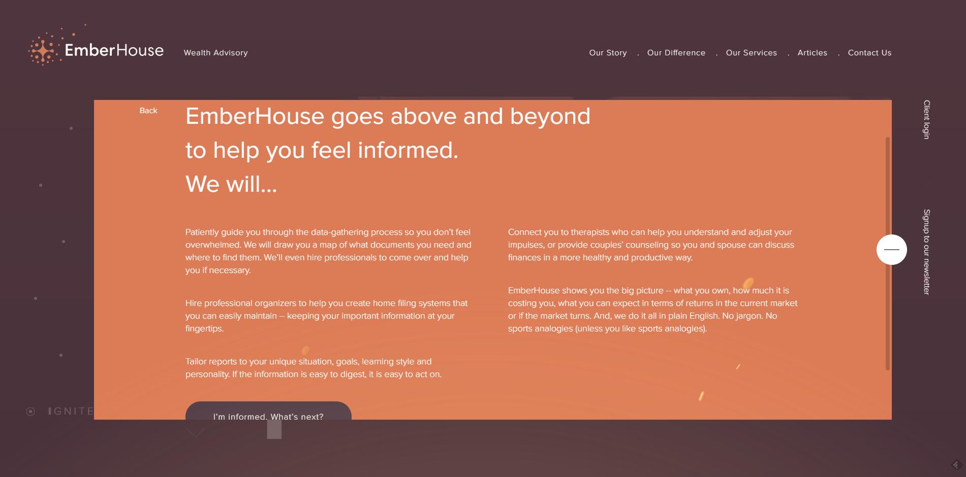 EmberHouse Wealth Advisory